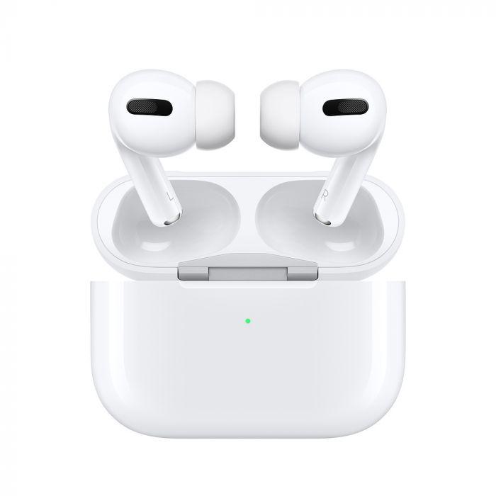 Casti cu Wireless Charging Case Apple Airpods Pro White