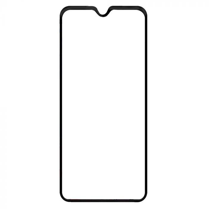 Folie Xiaomi Redmi Note 8T Lemontti Sticla Full Fit Black