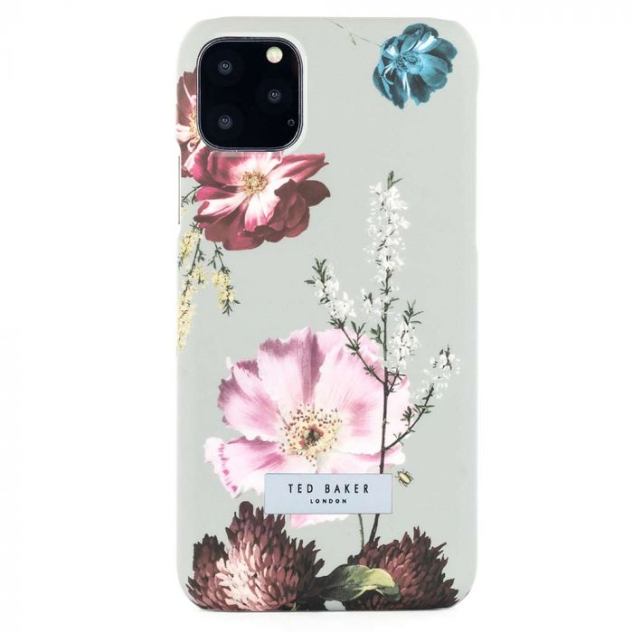 Carcasa iPhone 11 Pro Ted Baker Hard Shell Case Forest Fruits Gray