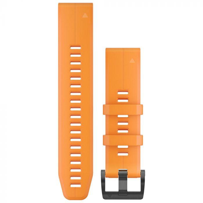 Curea QuickFit 22mm Silicon Garmin Orange