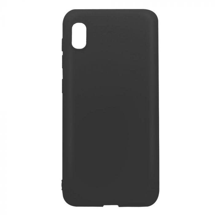 Husa Samsung Galaxy A10e Just Must Silicon Candy Black
