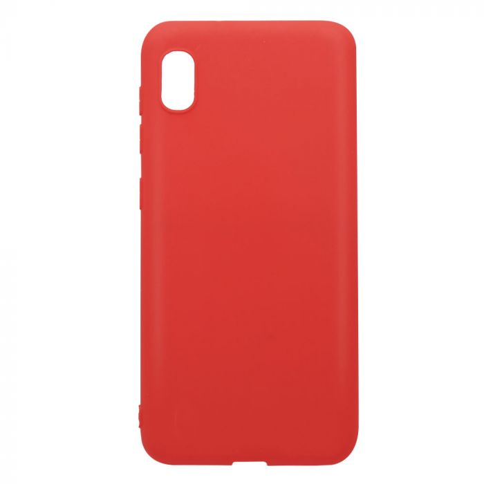 Husa Samsung Galaxy A10e Just Must Silicon Candy Red
