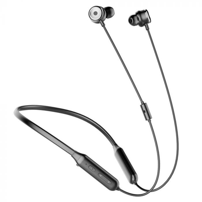 Casti Wireless Baseus Simu S15 Bluetooth Black