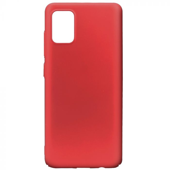 Carcasa Samsung Galaxy A51 Just Must Uvo Red