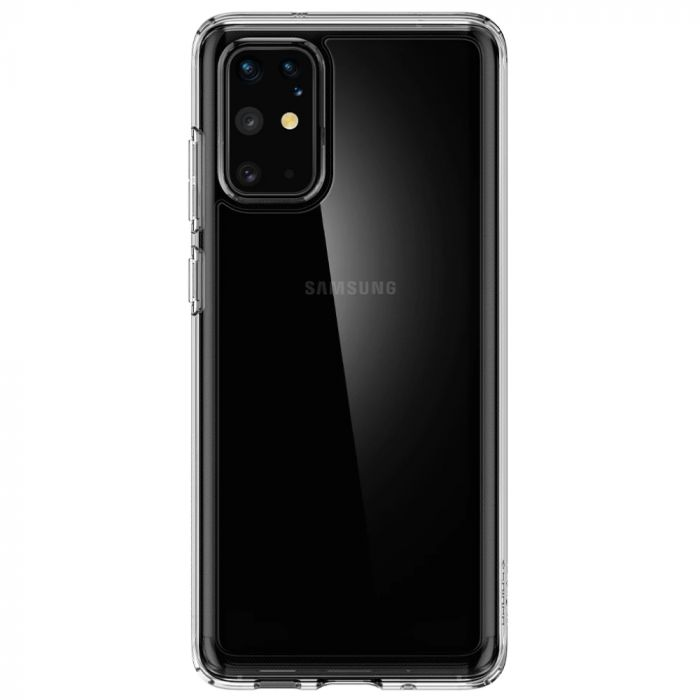 Husa Samsung Galaxy S20 Plus Spigen Ultra Hybrid Crystal Clear