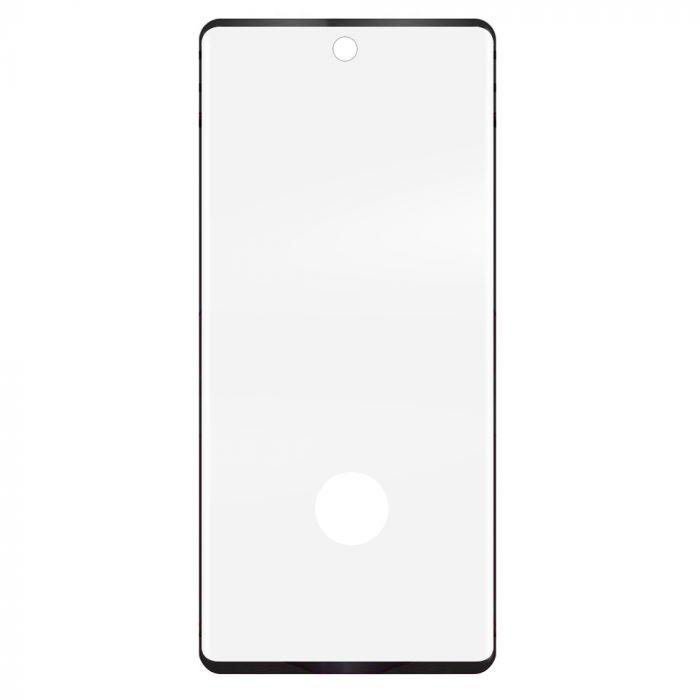 Folie Samsung Galaxy Note 10 Lite Eiger Sticla 3D Edge to Edge Clear Black