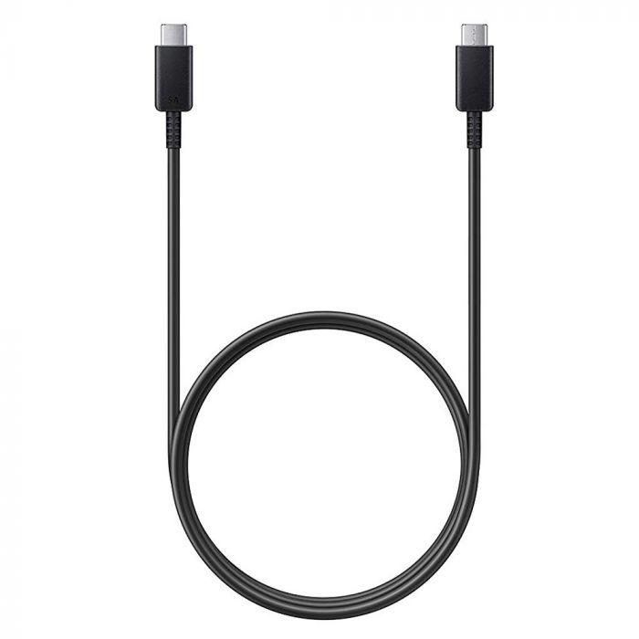 Cablu Type-C la Type-C Samsung 1m, 5A Black