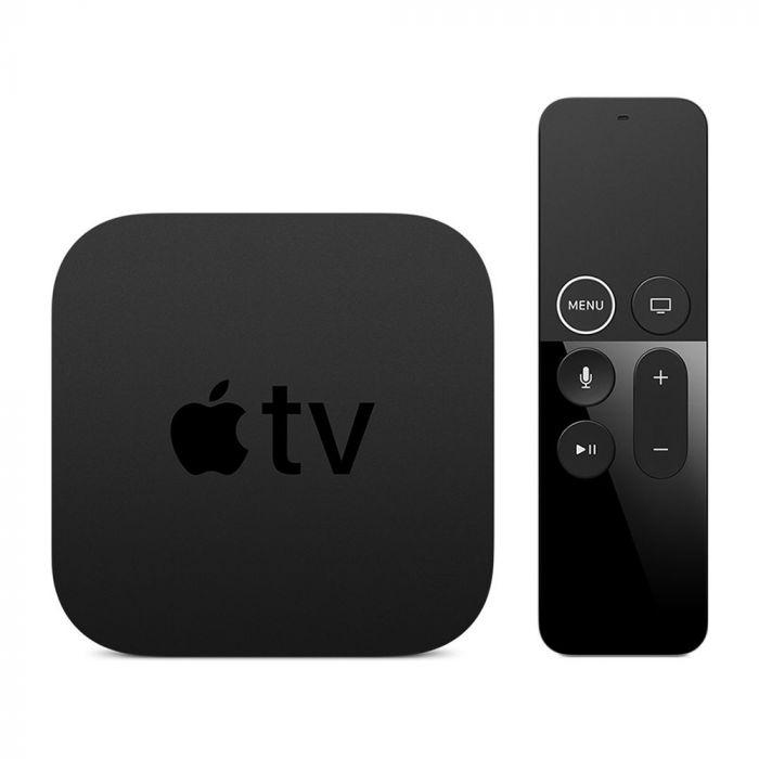 Apple TV Media Player (4K, HDR, 64 GB)