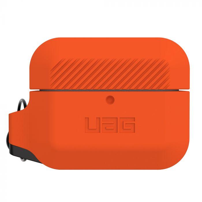 Husa Airpods Pro UAG Silicon Orange / Black