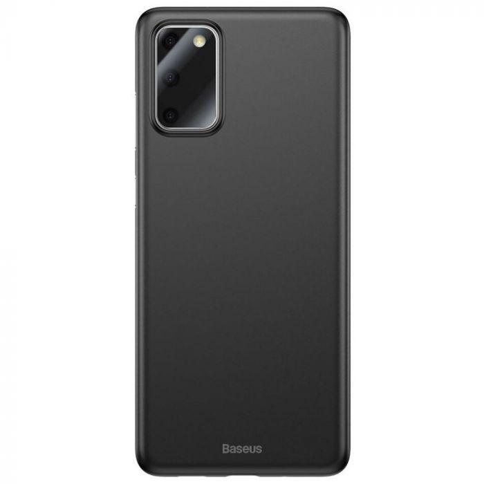 Husa Samsung Galaxy S20 Baseus Wing Black