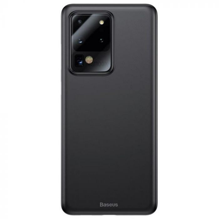 Husa Samsung Galaxy S20 Ultra Baseus Wing Black