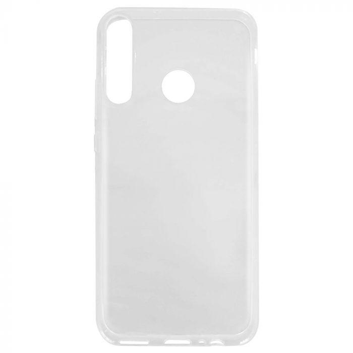 Husa Huawei P40 Lite E Lemontti Silicon Transparent