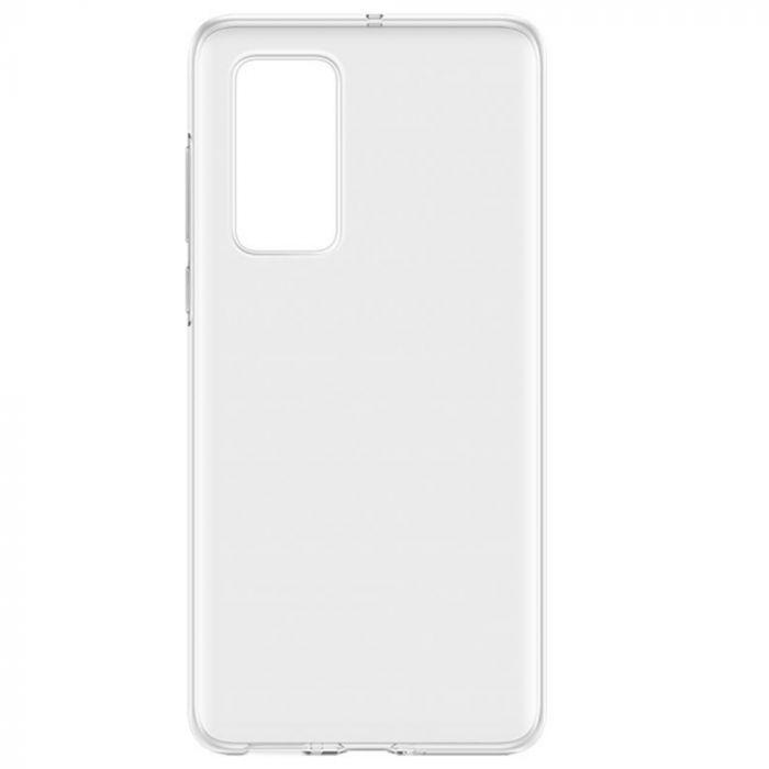 Husa Huawei P40 Lemontti Silicon Transparent
