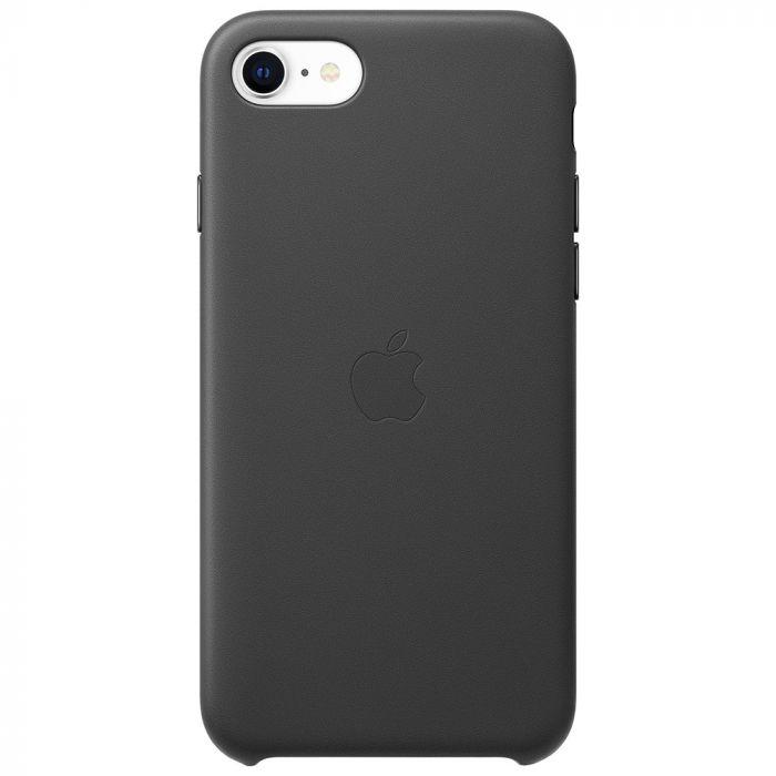 Husa iPhone SE 2020 Apple Leather Black