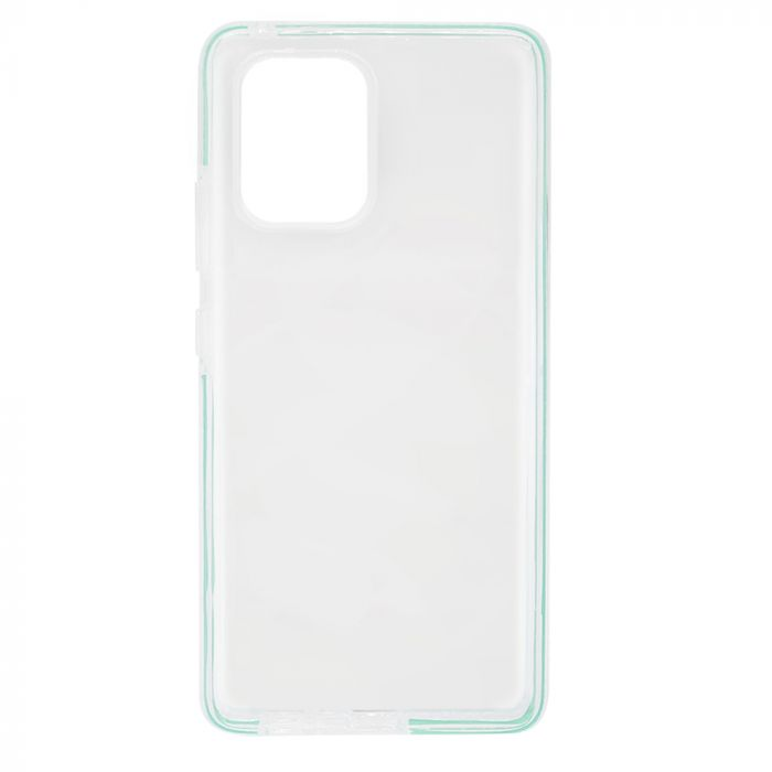 Husa Samsung Galaxy S10 Lite G770 Lemontti Silicon Bumper Turcoaz