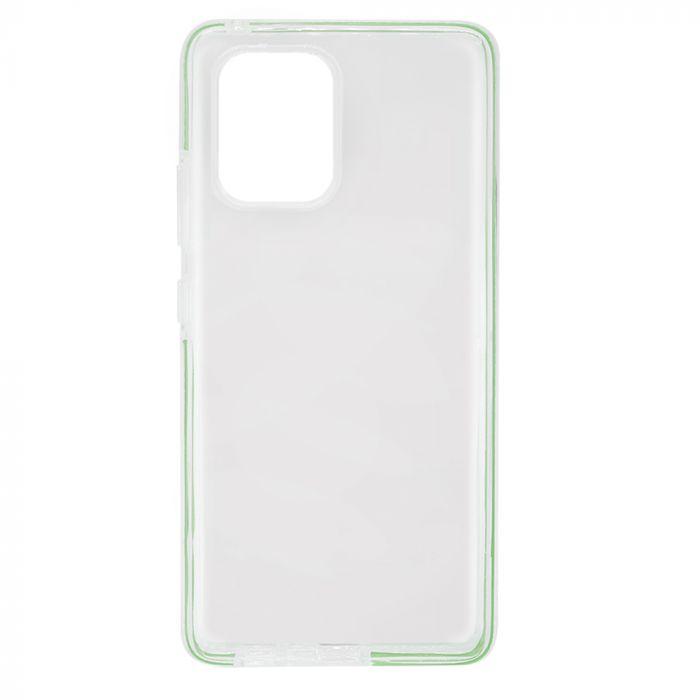 Husa Samsung Galaxy S10 Lite G770 Lemontti Silicon Bumper Verde