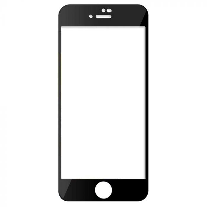 Folie iPhone SE 2020 / 8 / 7 Lemontti Sticla Full Glue Negru