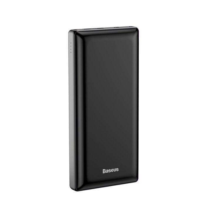 Power Bank Baseus Mini JA Black (30.000 mAh, 3A, fast charge)