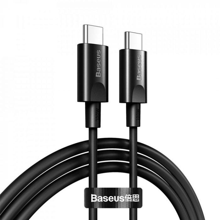 Cablu Type-C 100W Baseus Xiaobai Series Black