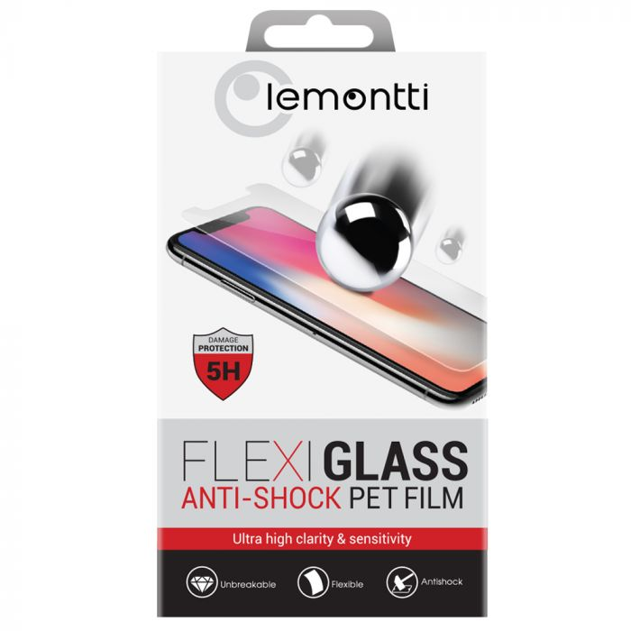Folie OnePlus 6T Lemontti Flexi-Glass