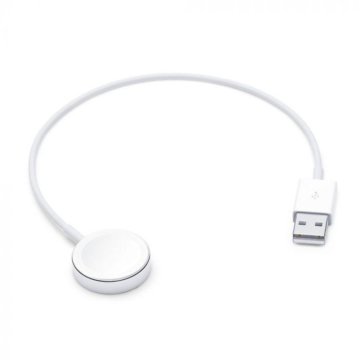 Cablu de incarcare Apple Magnetic Apple Watch Alb (lungime 0.3 m)