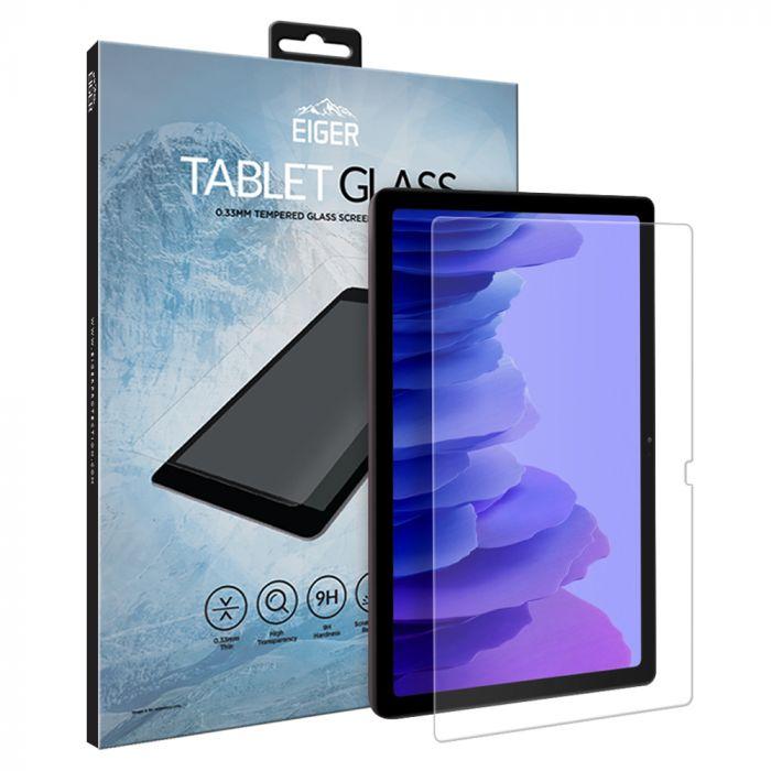 Folie Tableta Samsung Galaxy Tab A7 (2020) 10.4 inch Eiger Sticla Temperata Clear