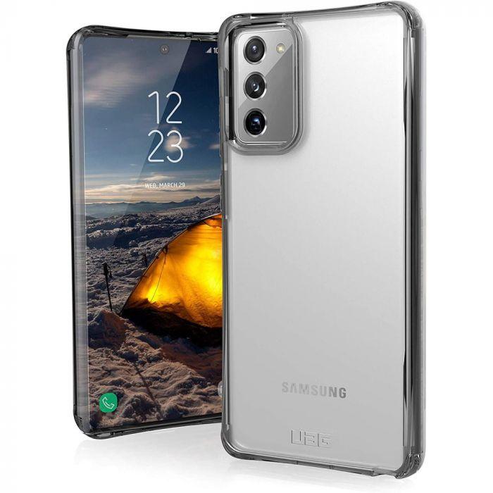 Husa Samsung Galaxy Note 20 UAG Plyo Series Ice