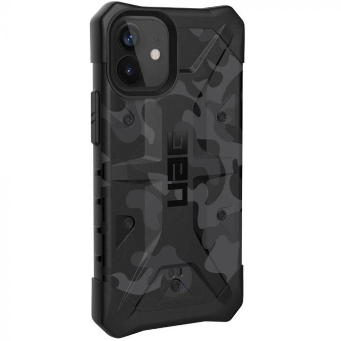 Husa iPhone 12 Mini UAG Pathfinder Series Special Edition Midnight Camo