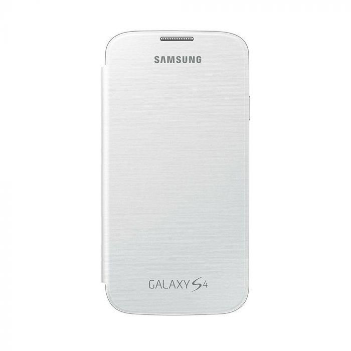 Husa Samsung Galaxy S4 i9500 Samsung Book Alb (EF-FI950BWEGWW)