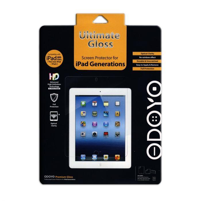 Folie iPad 2 Odoyo Premium Gloss (1 fata)