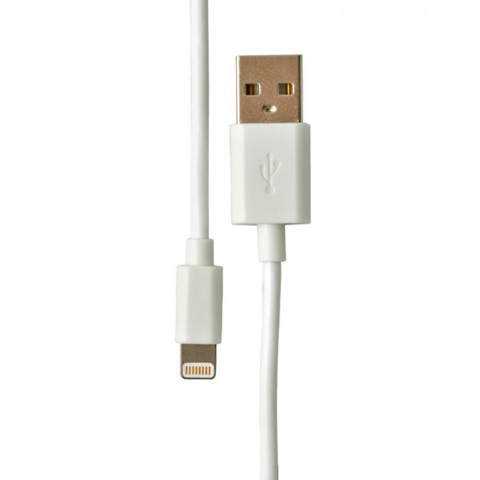 Cablu Lightning Swiss Charger Syncable Alb