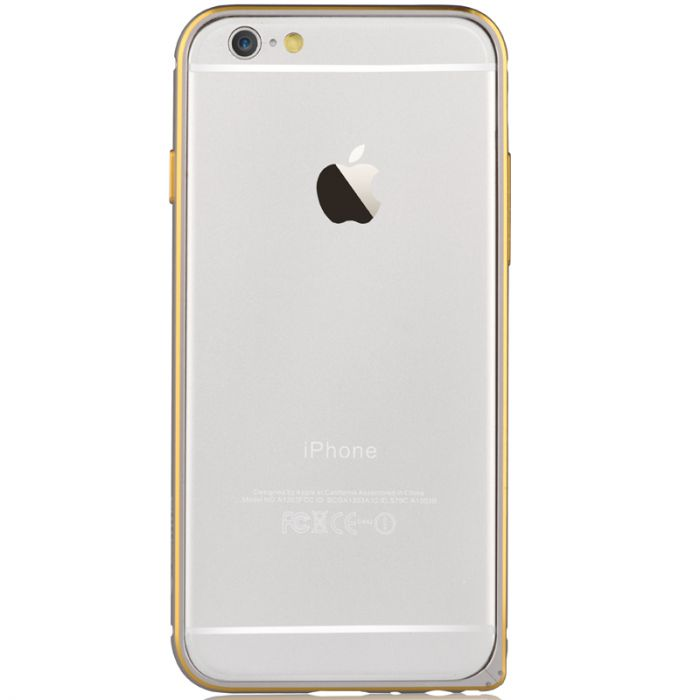 Bumper iPhone 6 Comma Aluminium Silver