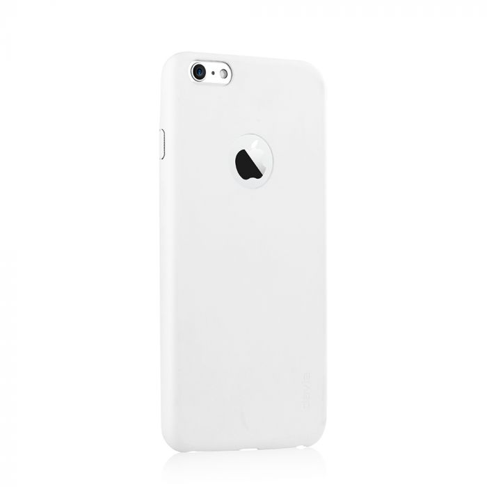 Carcasa iPhone 6 Plus Devia Blade Pure White (fexibil)