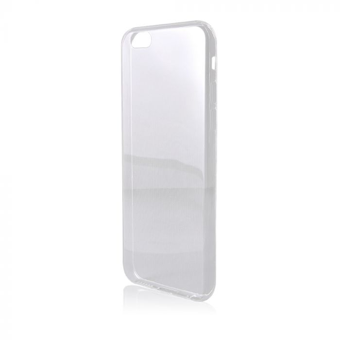Husa iPhone 6/6S Lemontti Silicon Ultraslim Transparent