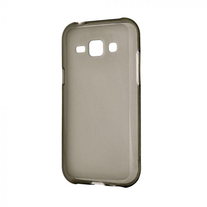 Husa Samsung Galaxy J1 Lemontti Silicon Negru