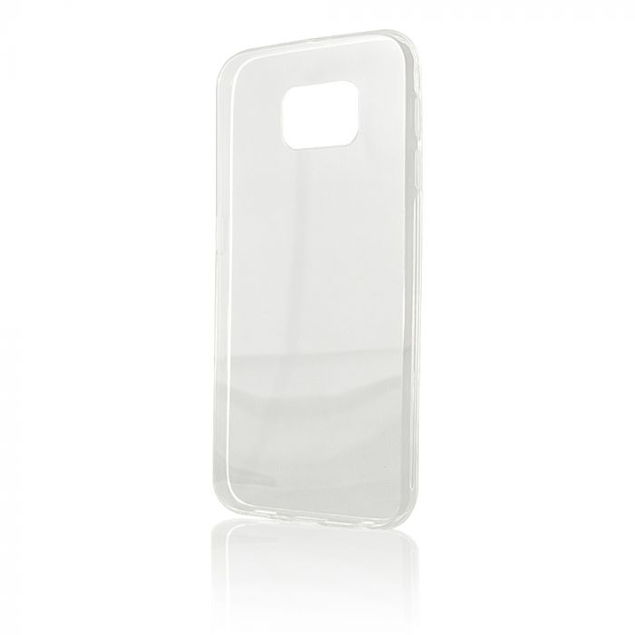 Husa Samsung Galaxy S6 G920 Lemontti Silicon Ultraslim Transparent