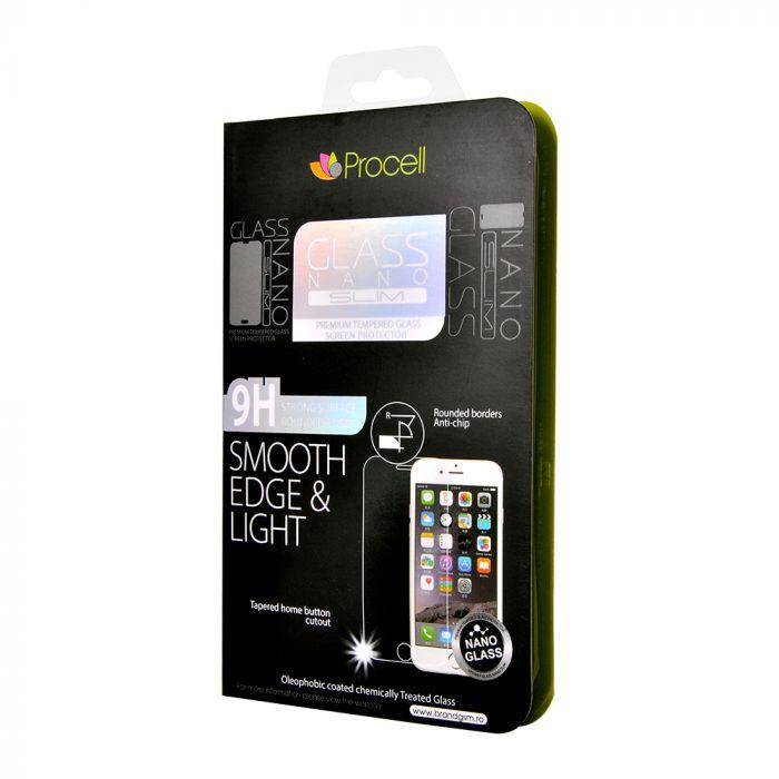 Folie Microsoft Lumia 435 Procell Sticla Temperata (1 fata clear, 9H, 2.5D, 0.30mm)