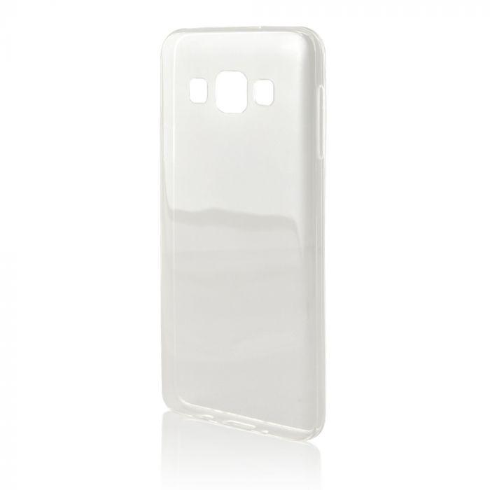 Husa Samsung Galaxy A3 Lemontti Silicon Ultraslim Transparent