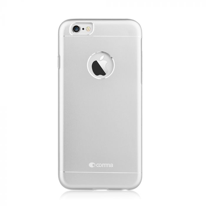 Carcasa iPhone 6/6S Comma Zeus Silver (Aircraft Aluminium)