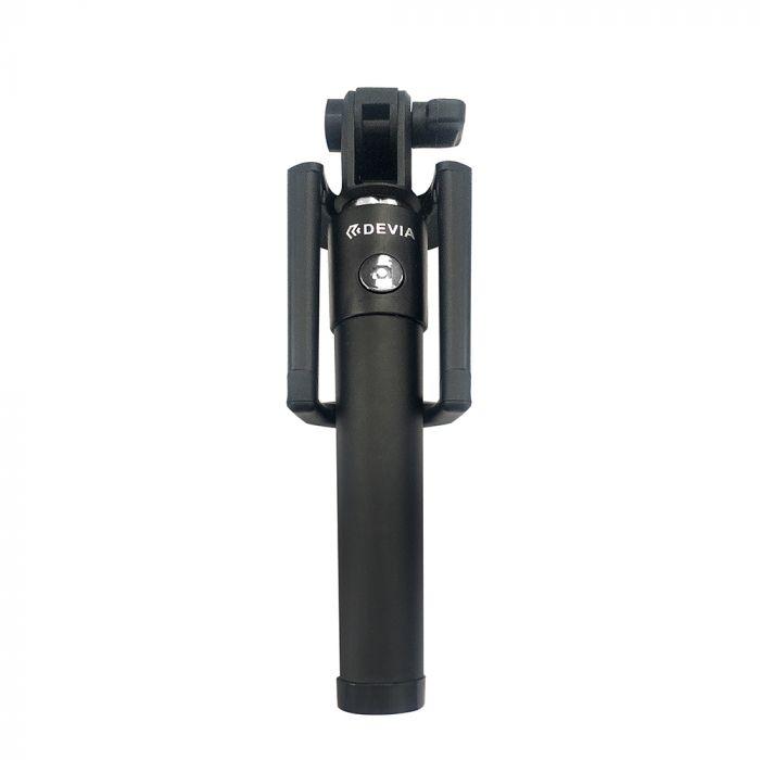 Suport Universal Devia Selfie Stick Black (bluetooth)