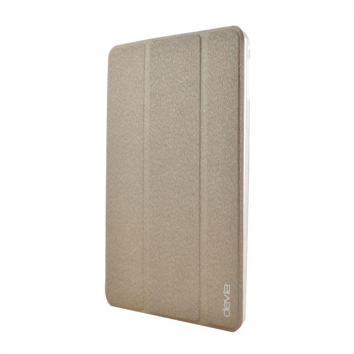 Husa iPad Mini 4 Devia Light Grace Gold