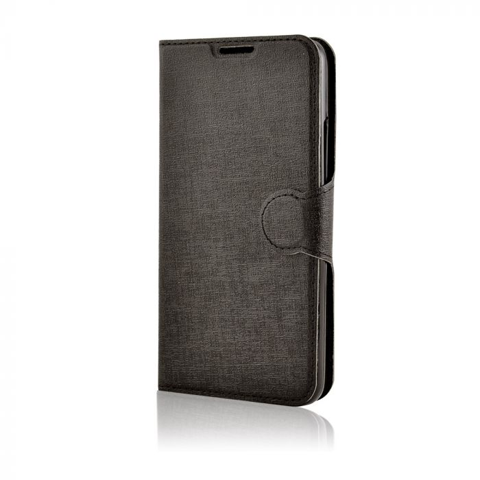 Husa Huawei Ascend Y6 Lemontti Book Jelly Negru