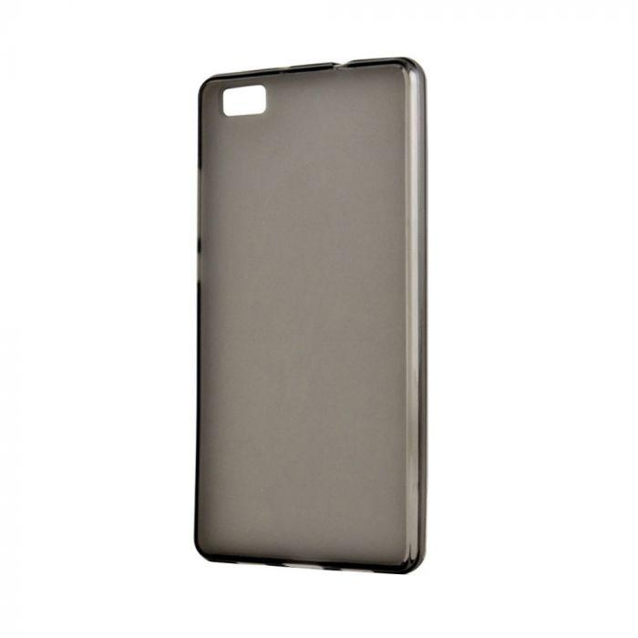 Husa Huawei Ascend P8 Lite Lemontti Silicon Negru