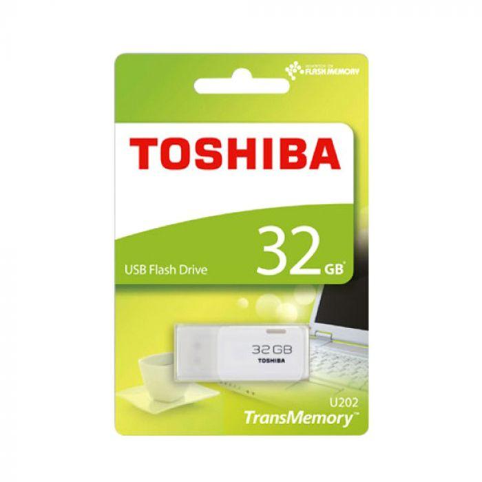 Stick Memorie Toshiba TransMemory 2.0 Alb 32 GB