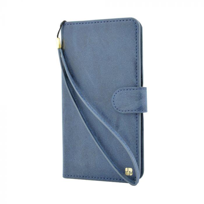 Husa Universala Just Must Wallet Loha Navy (smartphone intre 3