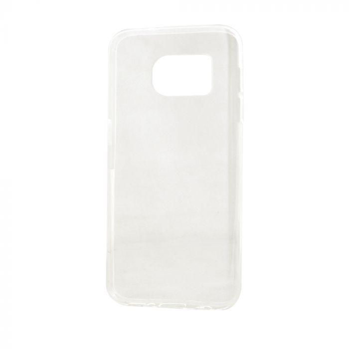 Husa Samsung Galaxy S7 G930 Lemontti Silicon Ultraslim Transparent