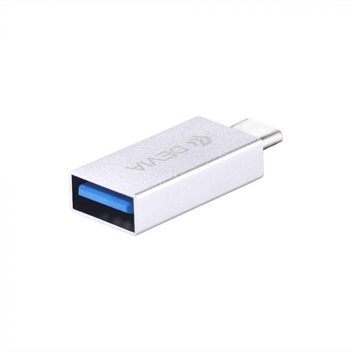 Adaptor Devia Itech Type-C la USB 3.0