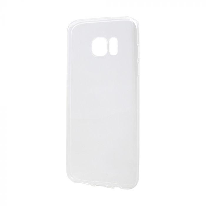 Husa Samsung Galaxy S7 Edge G935 Lemontti Silicon Ultraslim Transparent