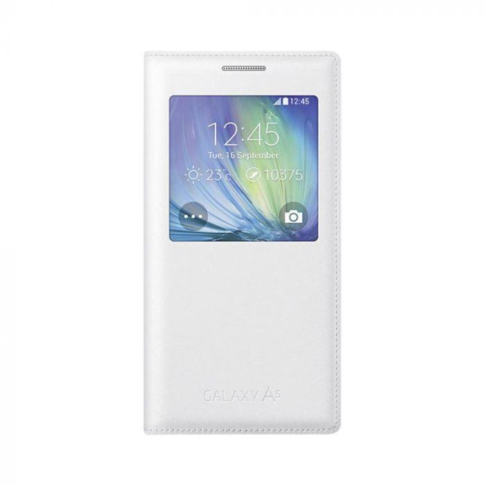 Husa Samsung Galaxy A5 Book S-View White