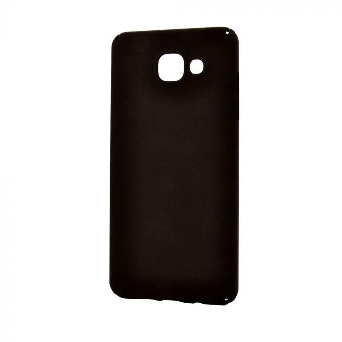 Carcasa Samsung Galaxy A5 (2016) Lemontti Hard Rubber Slim Negru